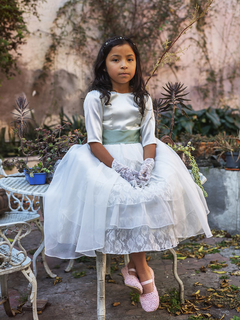 Pieter Hugo, 'First Communion, Mexico City', 2019, Photography, Archival Pigment Print in two sizes, Yossi Milo Gallery