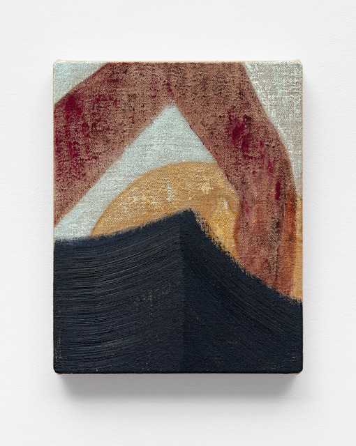 Kristine Moran, 'Gold Cap', 2019, Daniel Faria Gallery