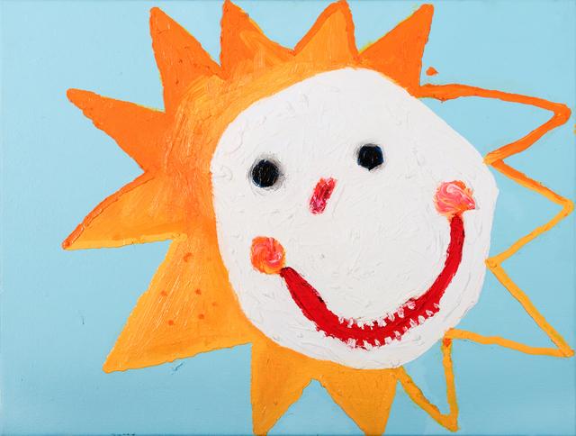 , 'Mr. Sun Watching the Girls,' 2015, Freight + Volume