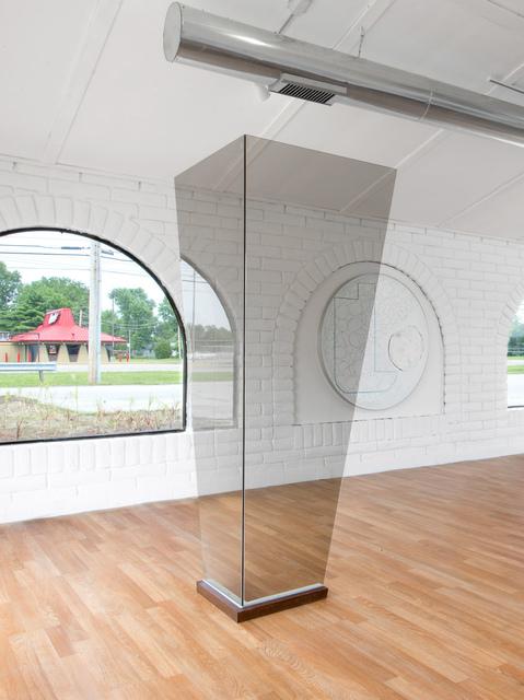 , 'Establishment Window 1 ,' 2016, Bortolami