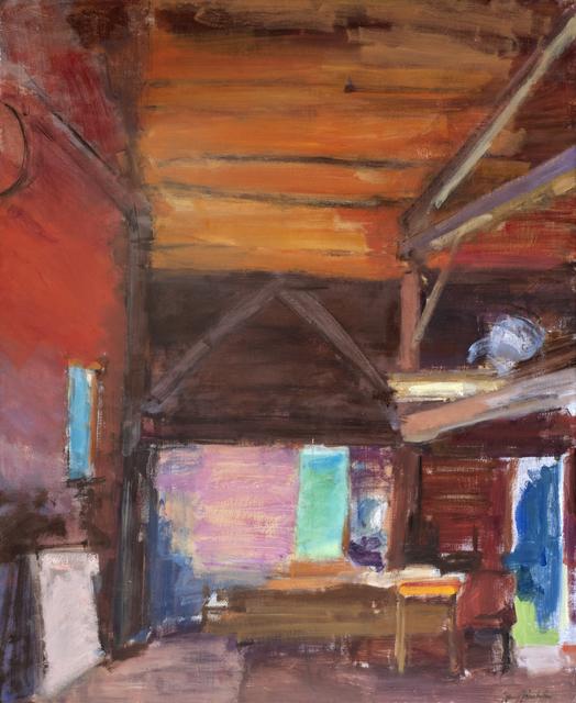 , 'Studio in a Barn,' 2018, Valley House Gallery & Sculpture Garden