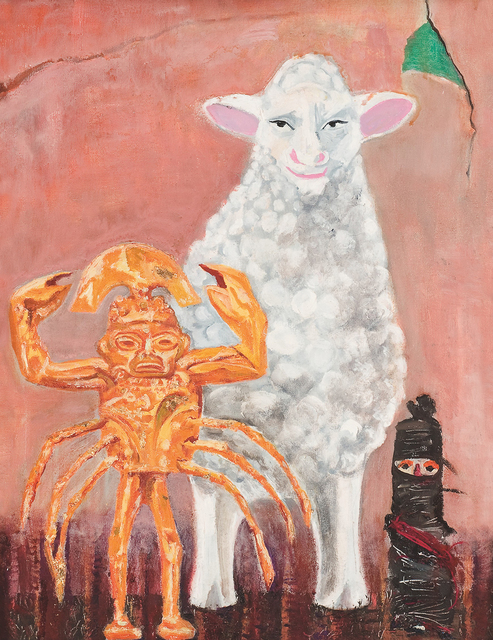 , 'Coco, el Subcomandante Marcos y Yo,' 2010, Cosmocosa