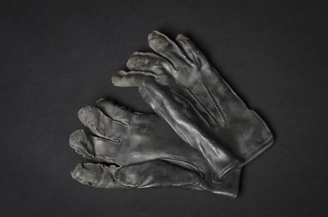 Marilyn Levine, 'Black Gloves', 1974, Hieronymus