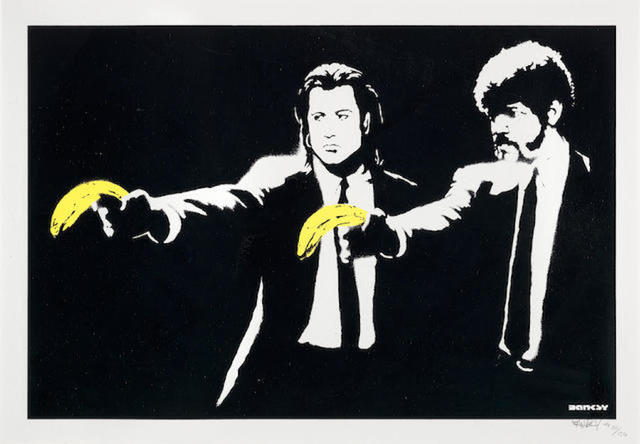 , 'Pulp Fiction ,' 2004, Maddox Gallery