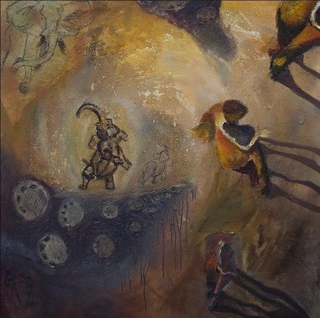 , 'Elephant Environment,' , Zenith Gallery