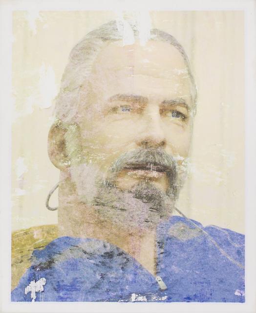 , 'Phillip K. Dick,' 2018, IFAC Arts