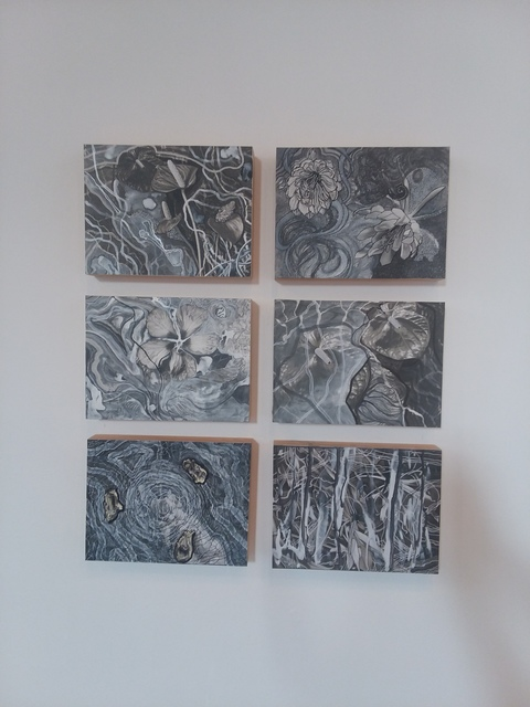 , 'Botanical Studies II,' 2016, Ro2 Art