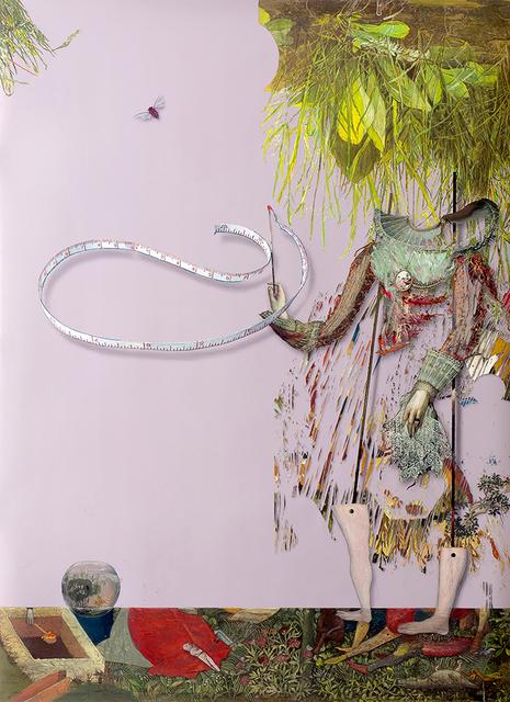 , 'no title,' 2013, Galerie Valentien