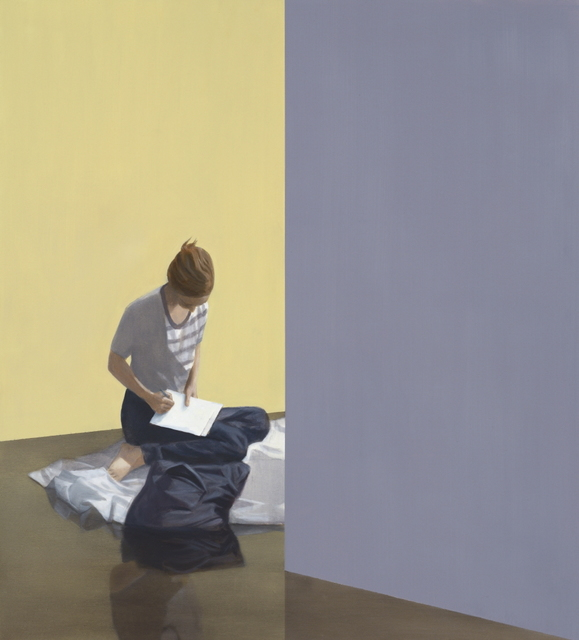 , 'Architectural Studies,' 2017, Gallery Hakgojae