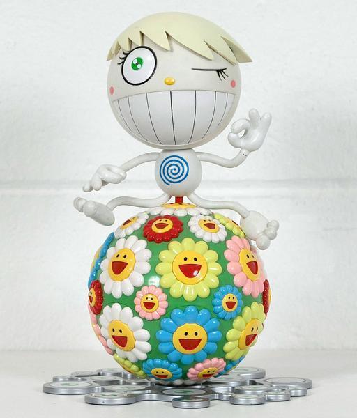 Takashi Murakami, 'Mr. Wink, Cosmos Ball', 2000, Caviar20
