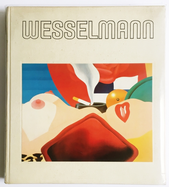 Tom Wesselmann, 'Tom Wesselmann (Hand Signed and Warmly Inscribed by Tom Wesselmann)', 1980, Alpha 137 Gallery