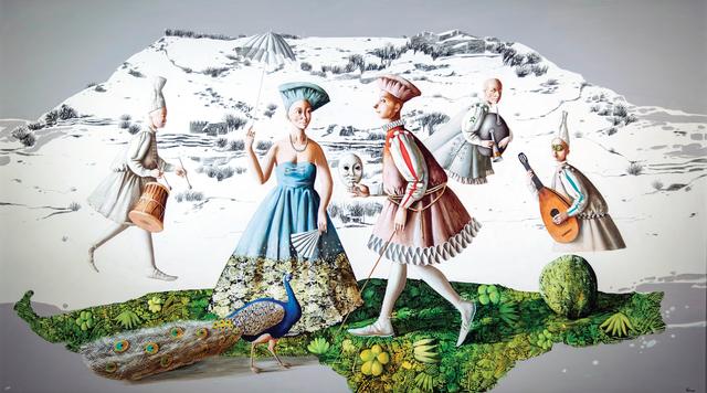 , 'Winter,' 2016, Ararat Gallery