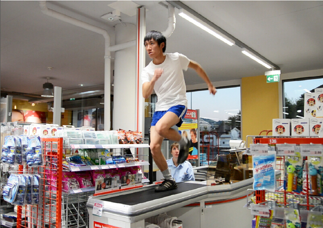 , 'The Jog,' 2014, Tang Contemporary Art