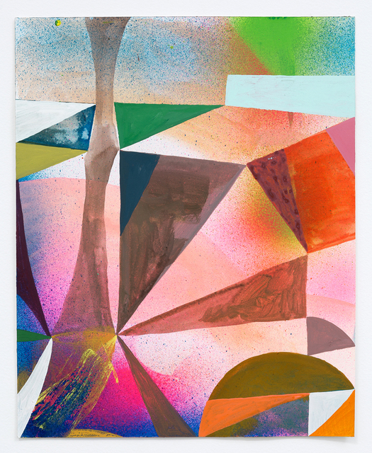 Matt Rich, 'Pink Spray', 2016, LaMontagne Gallery