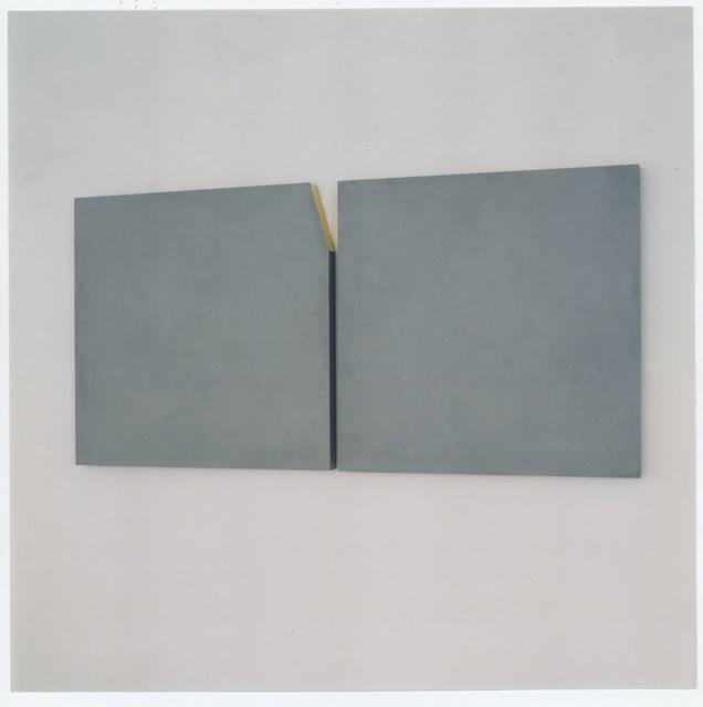 , 'Così com'è, oro,' 1997, Erica Ravenna Fiorentini Arte Contemporanea