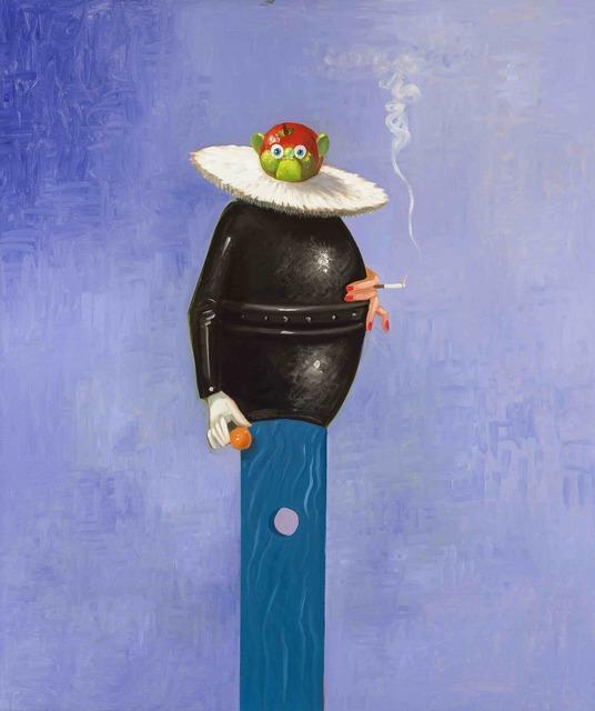 , ' Stanley Steamer (Fat Jim),' 2009, Galerie Von Vertes