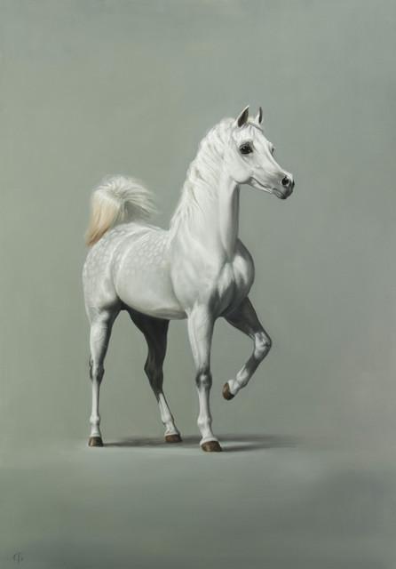 , '3. Arabian Stallion,' 2016, Sladmore Contemporary