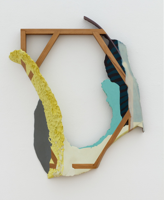 , 'Compound Flat #41,' 2014, Gregory Lind Gallery