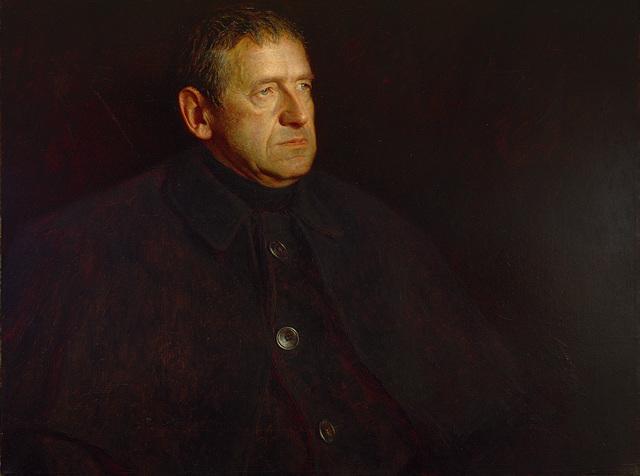 , 'Portrait of Andrew Wyeth,' 1969, Museo Thyssen-Bornemisza