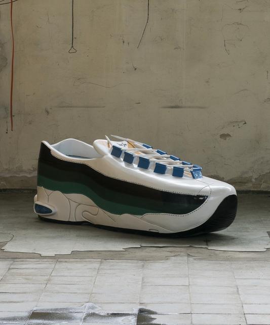 , 'Ghanaian Nike coffin,' 2004, Ruttkowski;68