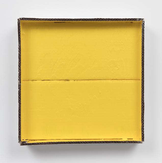 , 'Untitled,' 2015, Alexander and Bonin
