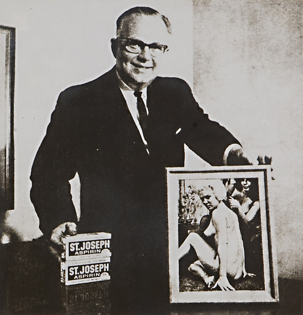 , 'Untitled (Business Man at Desk),' c 1965, Kohn Gallery