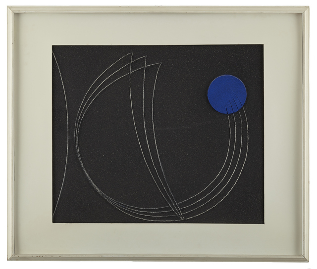 , 'Traiettorie Nel Cosmo (Trajectory of the Cosmos),' 1970-1975, CANAL