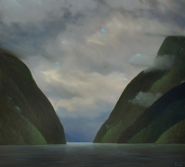 , 'Inside Passage,' 2017, Caldwell Snyder Gallery