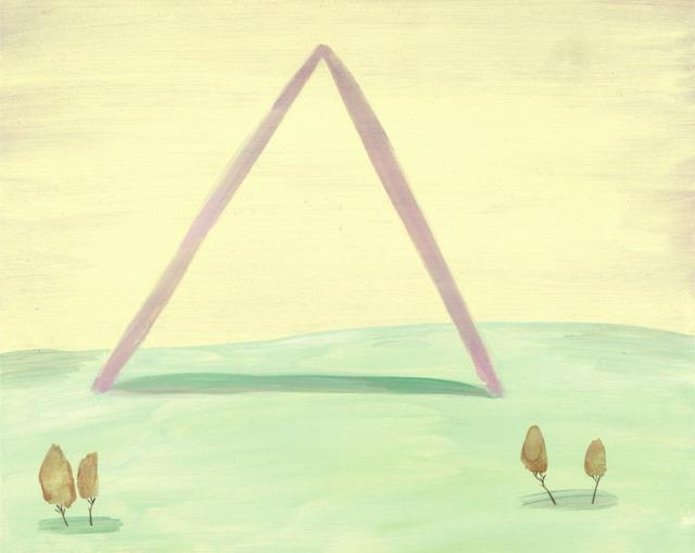 , 'Untitled,' 2010, India Dickinson