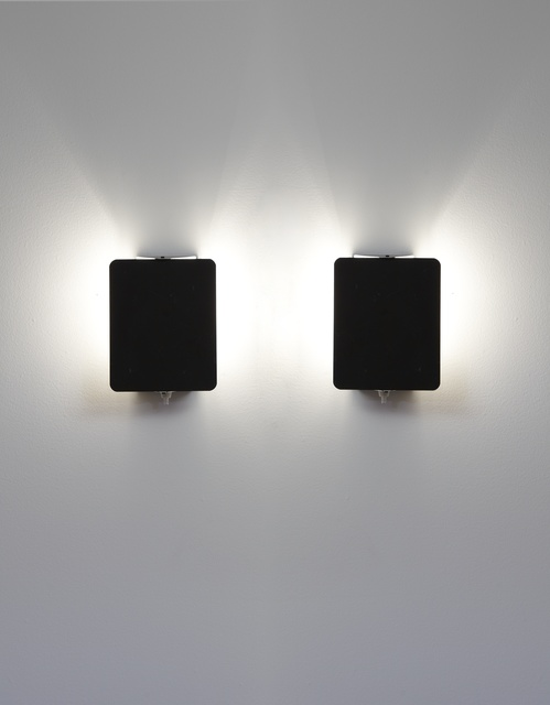 Charlotte Perriand, 'Pair of wall lights', 1967, 1950