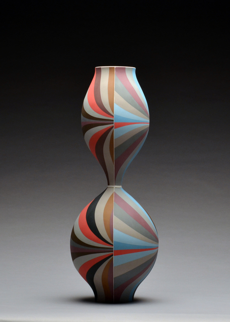 , 'Enclosed Vase Form #6,' 2015, Duane Reed Gallery