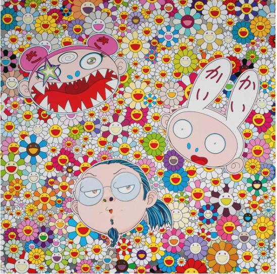 Takashi Murakami, 'Kaikai Kiki and Me - The Shocking Truth Revealed!', Eternity Gallery