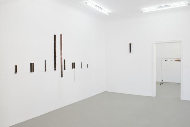 , 'Voewood ,' 2008, Galerie Michael Sturm