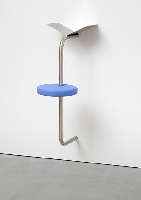 , 'Underage Page (cobalt),' 2018, Tanya Bonakdar Gallery