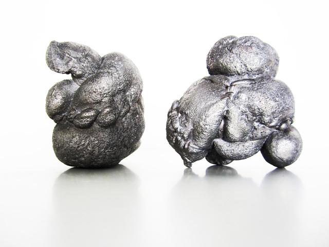 , 'M/H (composed of two pieces),' 2017, MA arte contemporáneo