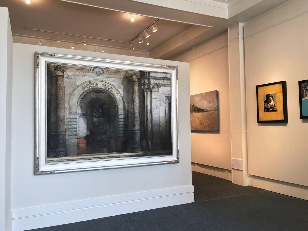 After renovating the gallery this summer, J. Cacciola Gallery is pleased to present our summer show.
