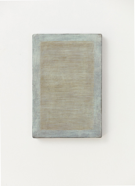 , 'Grid Painting #21,' 2017, Purdy Hicks Gallery