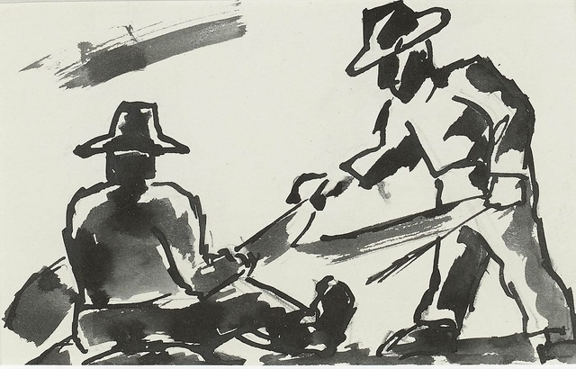 , 'Field Workers,' , Panter & Hall