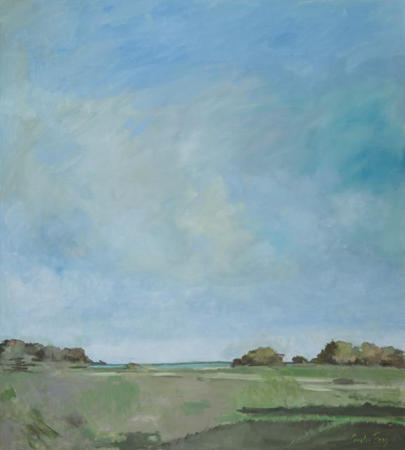 , 'Sagg Pond and Shadows,' 2017, MM Fine Art