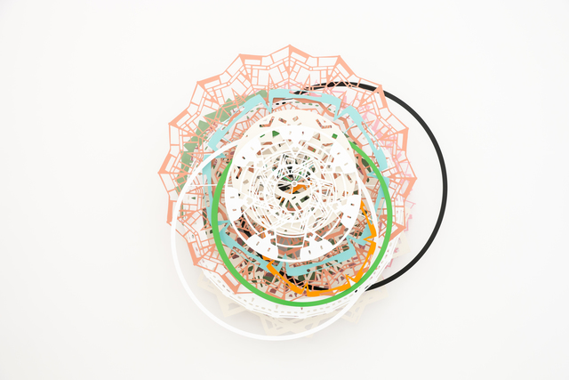 , 'Metropolis III,' 2018, Galerie Nordenhake