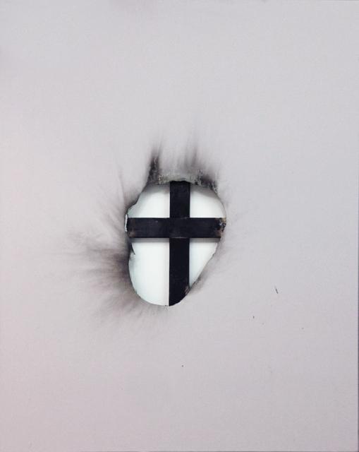 , 'Borderline (New Territory), 2014,' , Peter Blake Gallery