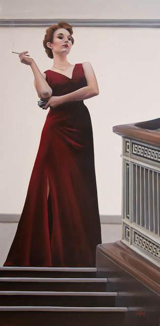 , 'Whispering Footsteps,' 2018, Black Door Gallery