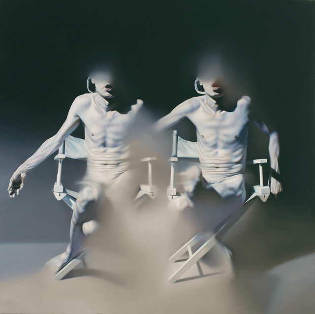 , 'One and the Other,' 1981, Kalman Maklary Fine Arts