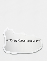 Michelangelo Pistoletto, 'Frattali (White),' 1999-2000, Phillips: Evening and Day Editions