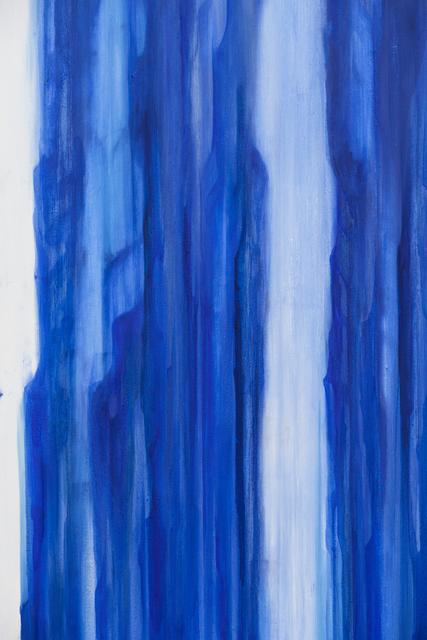 Christina Craemer, 'Indigo Lines', 2018, FP Contemporary