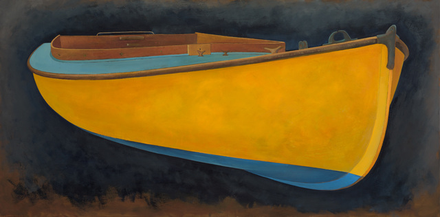 , 'Yellow Beetle Cat, Bow,' , Dowling Walsh