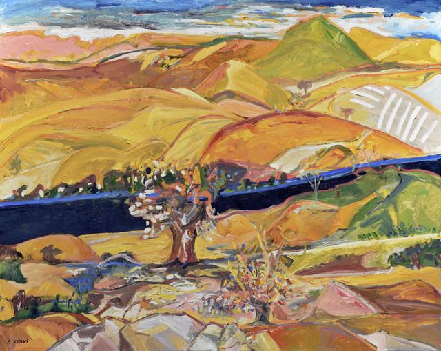 , 'River Through a Town 1729,' 2017, Odon Wagner Contemporary