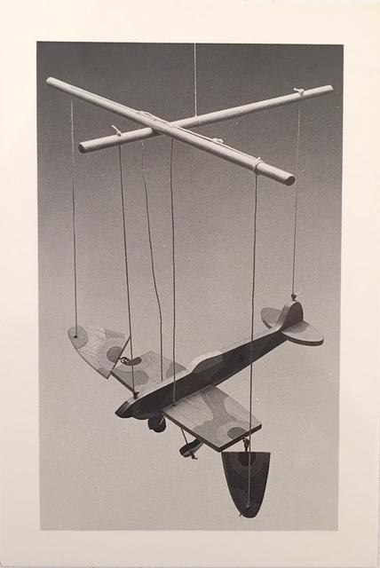 , 'Marionette 2,' 1978, Linn Lühn