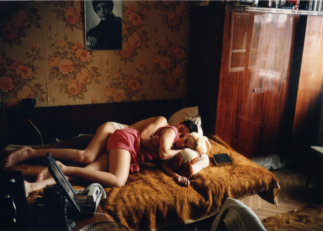 Bertien van Manen, 'Rostov on the Don (Maxim and Tanja Sleeping)', 1993, Yancey Richardson Gallery