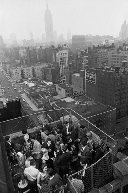 , 'Rooftop living in NYC,' 1966, KP Projects
